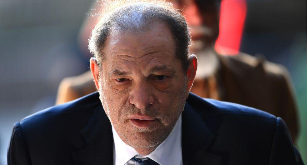 Harvey Weinstein es declarado culpable de agresión sexual y violación. (AFP / Johannes EISELE).