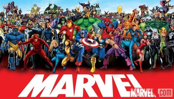 Reniec publica lista de nombres únicos inspirados en personajes de cómics (Foto: Marvel)