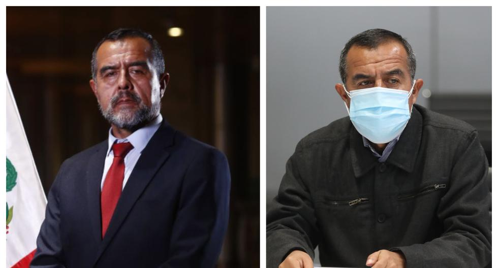 Iber Maraví ha señalado no tener vínculo con los hechos señalados en atestados policiales que lo mencionan y que están referidos a ataques terroristas a inicios de la década de 1980. (Fotos: PCM)