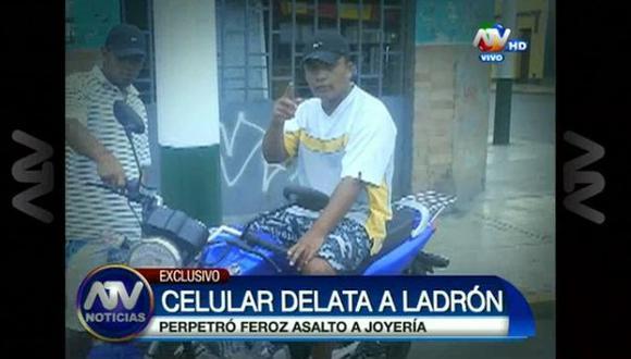 Asalto a joyería de Miraflores: la PNP identificó a ladrones