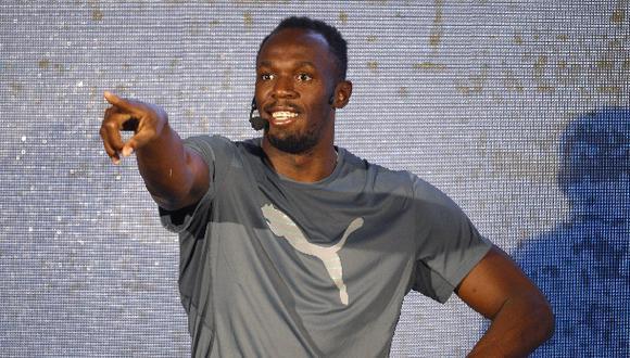 """Usain Bolt a sus rivales: """"Mis récords están fuera de alcance"""""""