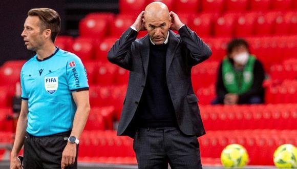 Zidane descartó a Hazard para el partido contra Villarreal por la fecha final de LaLiga. (Foto: EFE)