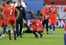 Chile no pudo ante Alemania: la desolación sureña tras perder final de Copa Confederaciones