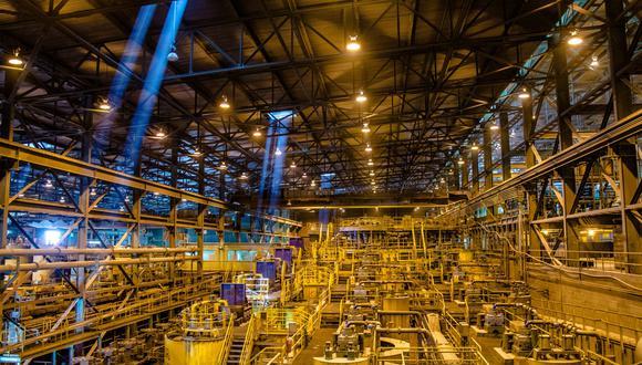Southern Copper estimó que la concentradora de Toquepala operará a su capacidad máxima a mediados de mayo. (Foto: GEC)