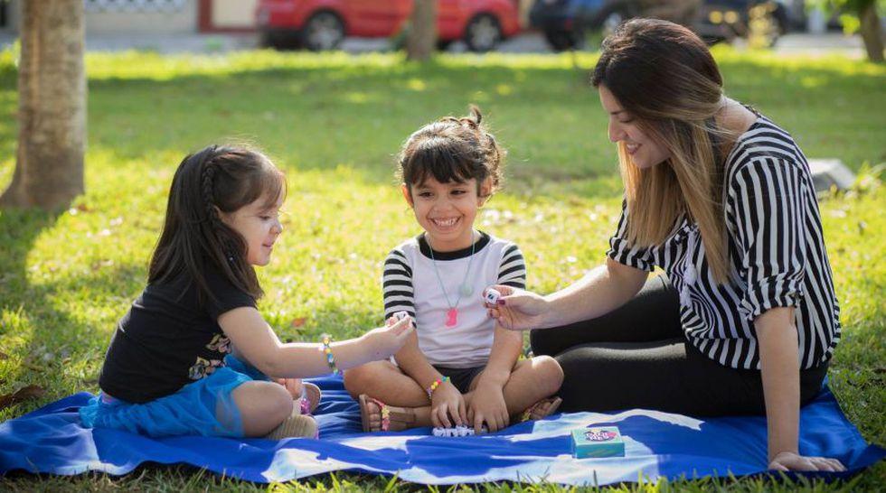 Dadines: la historia del juego para toda la familia que alejará a los niños de los celulares. FOTO: Dadines.