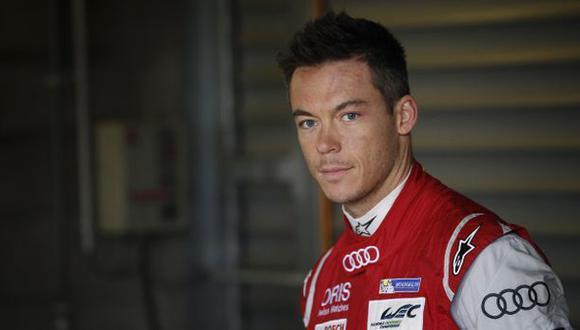 Lotterer ganó las 24 Horas de Le Mans en el 2011, 2012 y 2014. (Foto: DPPI)