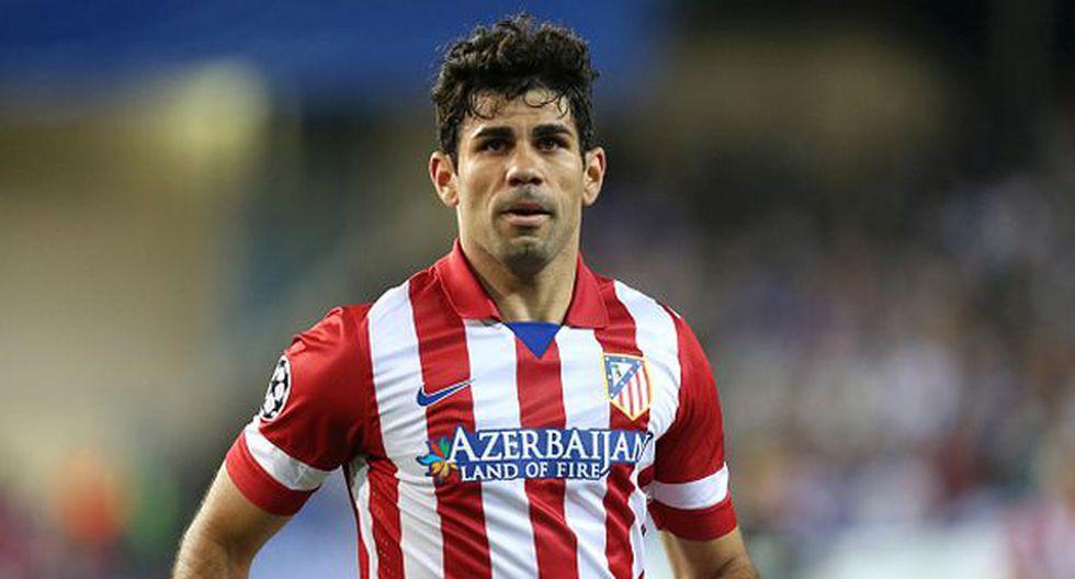 Diego Costa estaría muy cerca de volver al Atlético de Madrid