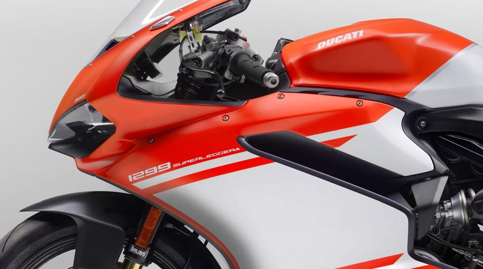 Averigua por qué es especial la Ducati 1299 Superleggera - 3