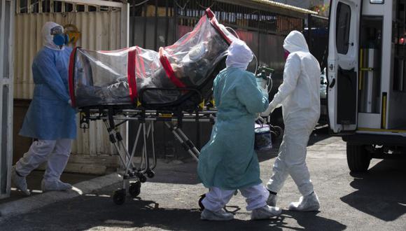 Coronavirus en México   Últimas noticias   Último minuto: reporte de infectados y muertos hoy, domingo 21 de febrero del 2021   Covid-19   (Foto: AP/Marco Ugarte).