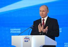 Putin felicita a Raisi y le transmite el deseo de fortalecer las relaciones