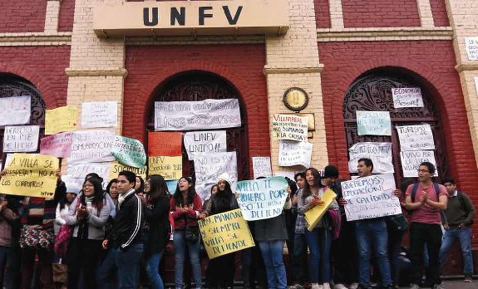 Villarreal acata orden de Sunedu y elegirá a nuevas autoridades