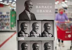 """¿Cuántos ejemplares vendió """"Una tierra prometida"""", las memorias de Barack Obama, en su primera semana?"""