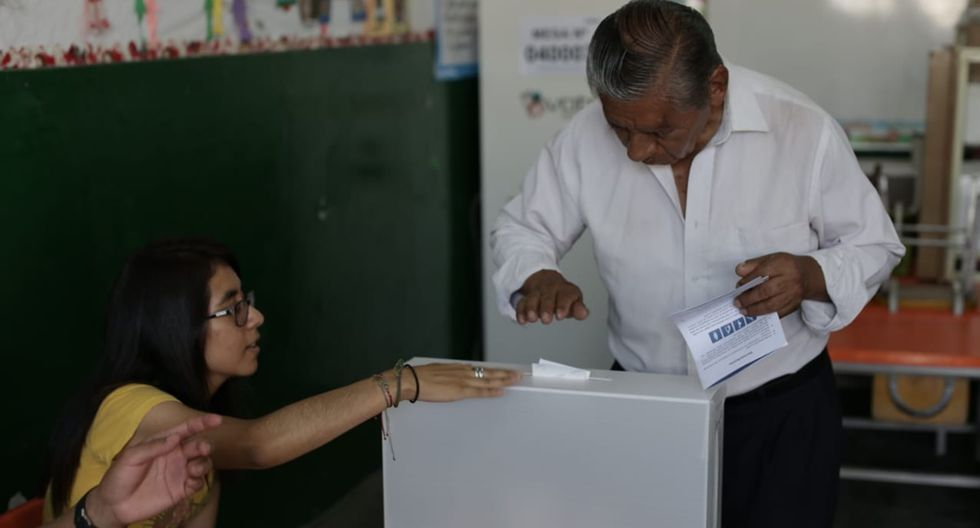 En los últimos 19 años, el padrón electoral peruano ha aumentado en casi nueve millones de ciudadanos habilitados para sufragar. (Foto: Anthony Niño de Guzmán)