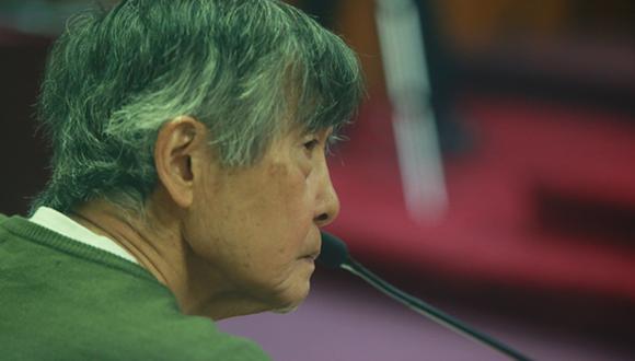 ¿Qué sucedió en el cerebro de Alberto Fujimori?