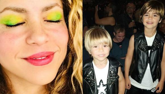 Facebook: Shakira y Piqué se divirtieron así en Disney | FOTOS