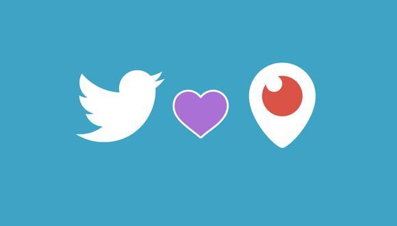 Periscope es propiedad de Twitter desde 2015. (Difusión)