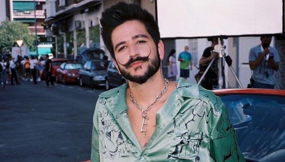 Camilo celebró sus 10 nominaciones a los Latin Grammy con emotivo mensaje. (Foto: Instagram @Camilo)