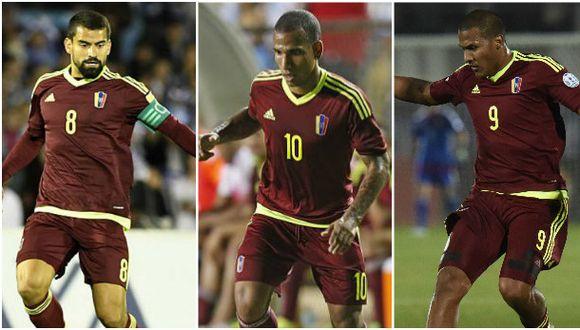 Selección peruana: Venezuela anunció su lista de 28 convocados