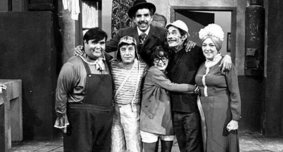 El Chavo del 8 fue emitido por primera vez el 20 de junio del año 1971. (Foto: Televisa)
