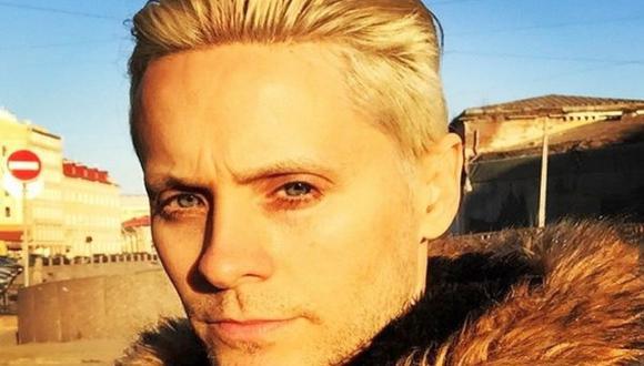 Snapchat: Jared Leto muestra su cambio de look