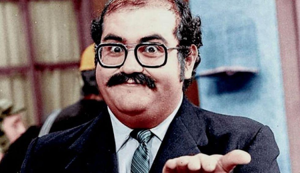 El Señor Barriga era el dueño de la vecindad. (Foto: Televisa)