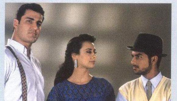 Las aguas mansas fue una telenovela colombiana de 1994, realizada por RTI Televisión para el Canal 1 (Foto: Instagram)