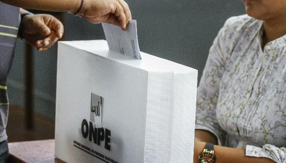 El monto de la multa varía en función de si el elector es considerado No Pobre, Pobre o Pobre Extremo. Sin embargo, existen motivos por los cuales puedes justificar no votar (Foto: Andina)