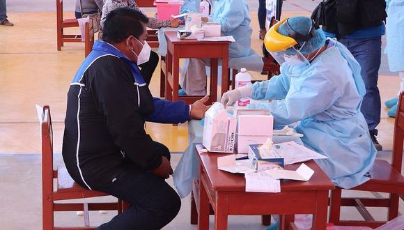 La Gerencia Regional de Salud de Moquegua, la región con mayor índice de contagios, señala que en los últimos días también se ha visto una descongestión en las atenciones de los hospitales y centros de salud de la región (Foto: archivo)