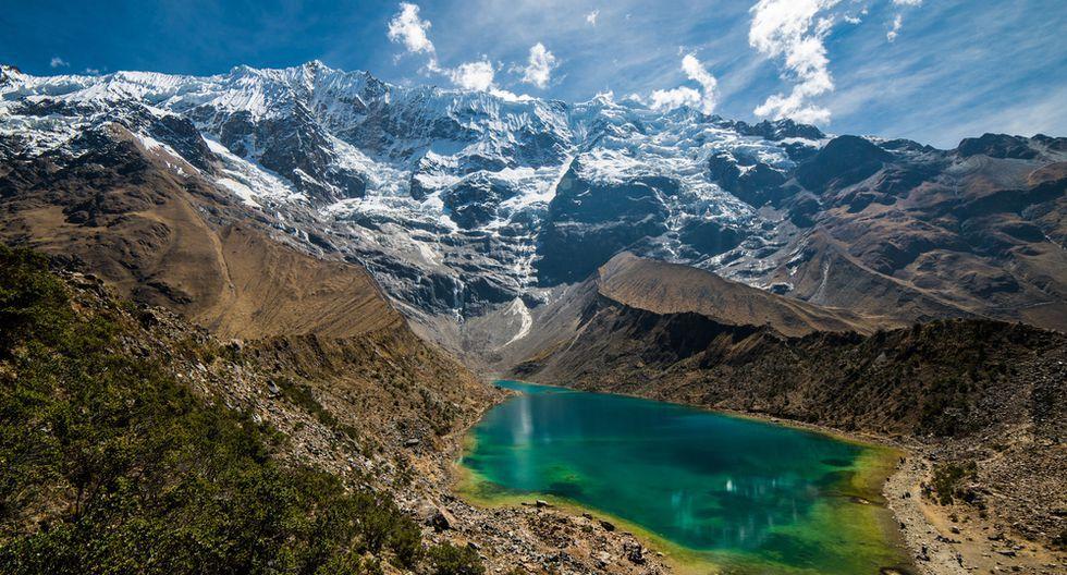 Esta mística laguna se encuentra a 4,200 m.s.n.m. (Foto: Shutterstock)