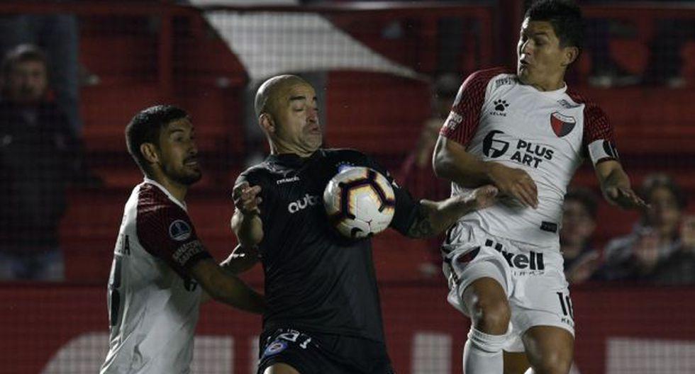Silva dio positivo cuando jugaba para Gimnasia y Esgrima de La Plata. (Foto: AFP)