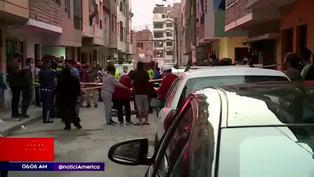Cercado de Lima: Niño muere tras ser atropellado por furgoneta