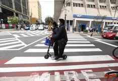 Transporte: los 'puntos ciegos' y otras claves para reducir riesgos en scooter y bicicleta