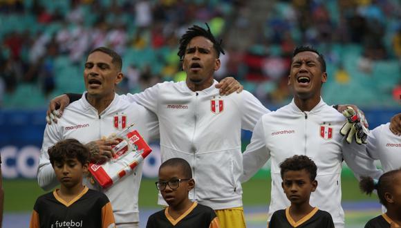 Perú en la Copa América 2019, uno de los grandes recuerdos que se tiene de los últimos años. (Foto: FPF)