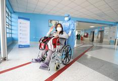 COVID-19 en Perú: más de 7.000 pacientes fueron dados de alta del Hospital de Emergencias de VES