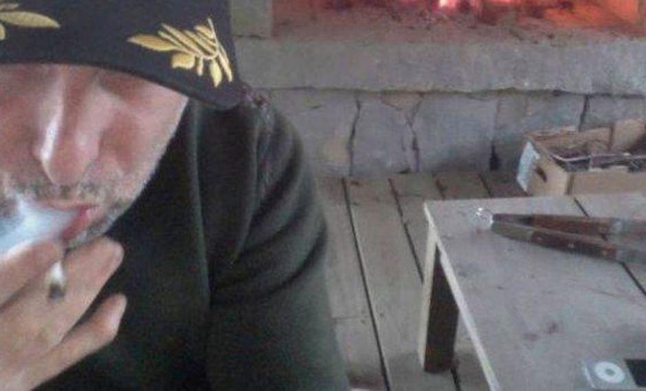 Facebook: Andrés Calamaro dejó polémico mensaje sobre marihuana