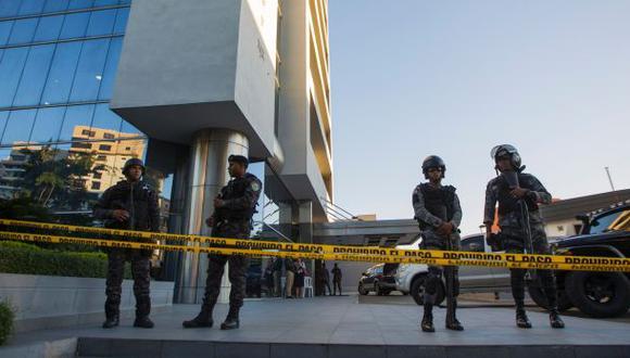 República Dominicana allana las oficinas de Odebrecht