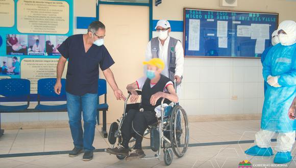 Huánuco: más de 8 mil pacientes han sido dados de alta tras superar el COVID-19 (Foto: Gore Huánuco).