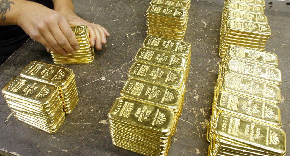 El oro al contado subía un 0,1%, a US$1.505,18  la onza. (Foto: Reuters)