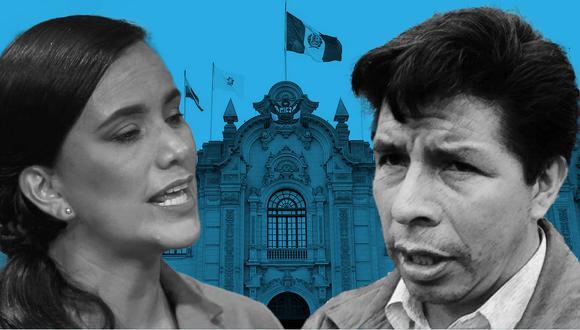 Mendoza y Castillo plantean un cambio de la Carta Magna a través de una asamblea constituyente. También están a favor de la eliminación de las AFP. (Foto: El Comercio)