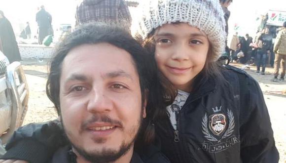 Niña que tuitea sobre guerra siria logró ser evacuada de Alepo