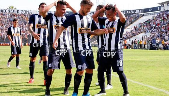 Alianza Lima es el mejor segundo del Torneo del Inca
