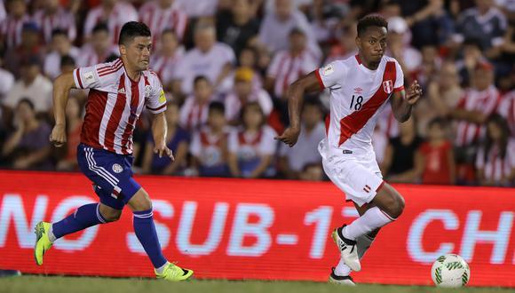 Eduardo Berizzo, técnico de Paraguay, se refirió a Perú como un rival complicado. (Foto: Archivo El Comercio)