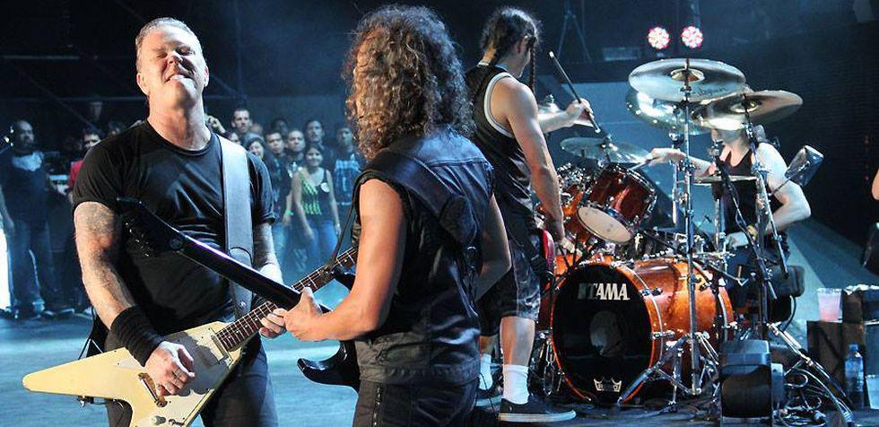 Metallica de Lima: imágenes de una noche llena de energía - 1