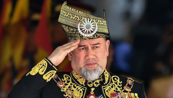 Mohamed V había ascendido al trono en diciembre de 2016, cuando tenía 47 años.