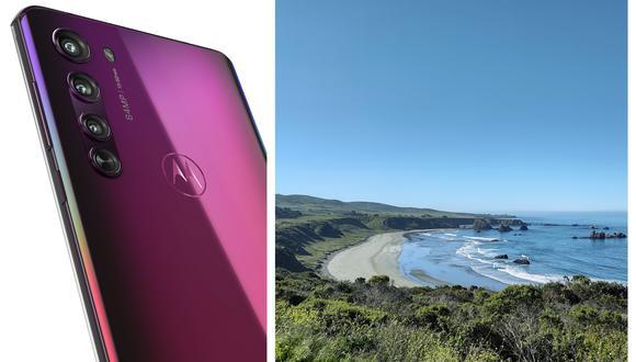 Los nuevos Smartphones de Motorola suben la valla en cuanto a calidad de cámaras. (Fotos: Motorola)