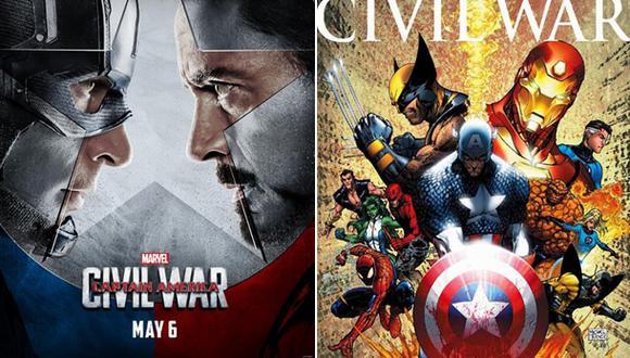 """Capitán América"""" ¿Qué se viene en """"Civil War"""", según el cómic?"""