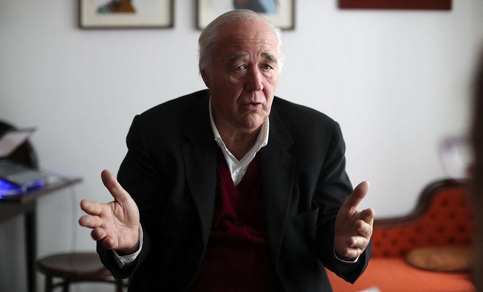 """Victor Andrés García Belaunde señaló que denuncia contra Daniel Salaverry es parte de una """"discusión interna"""" de Fuerza Popular. (Foto: GEC)"""