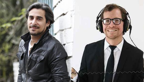 Henry Spencer se suma a Radio Oasis con un nuevo programa, en lugar de Juan Francisco Escobar. (Fotos: José Rojas para El Comercio/ Radio Oasis)