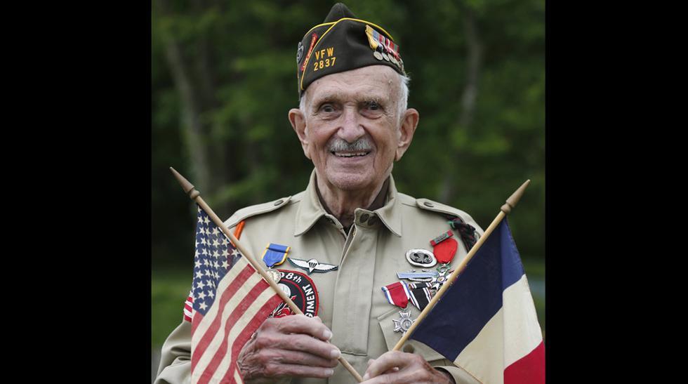 El rostro de los héroes que hace 70 años pisaron Normandía - 3