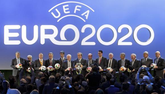 El mítico Wembley será sede de la final de Eurocopa 2020